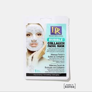 Daggett and Ramsdell Facial Sheet Bubble Mask